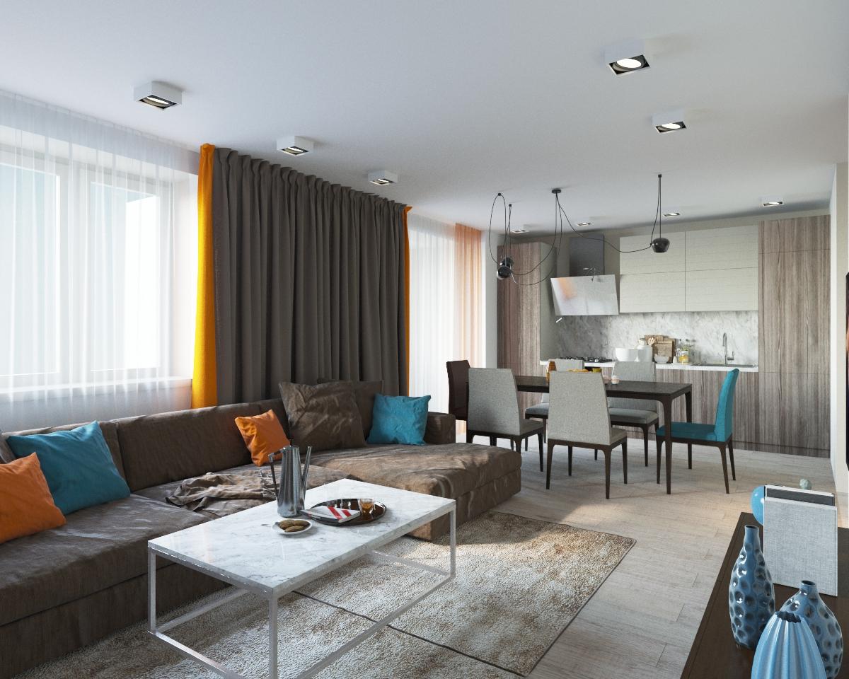 Квартира для молодой семьи в Дашково-песочня г.Рязань