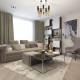 Дизайн интерьера гостиной - 10