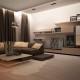 Дизайн интерьера гостиной - 1