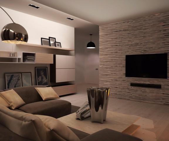 Дизайн интерьера гостиной - 2