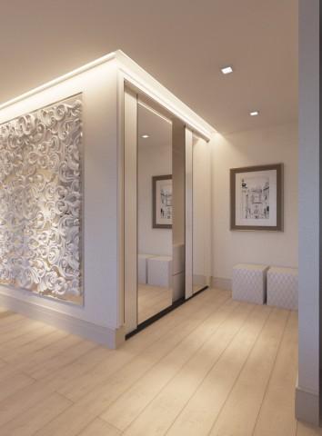 Дизайн интерьера гостиной - 11
