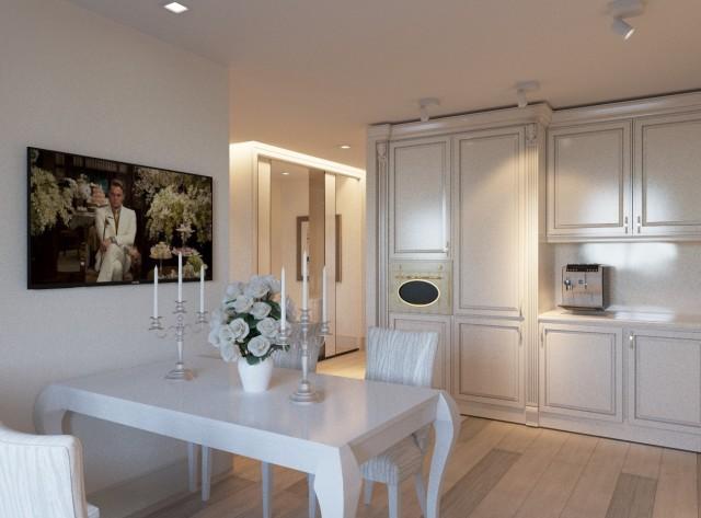 Дизайн интерьера кухни - 4