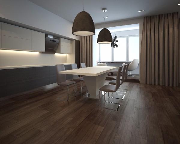 Дизайн интерьера кухни - 1
