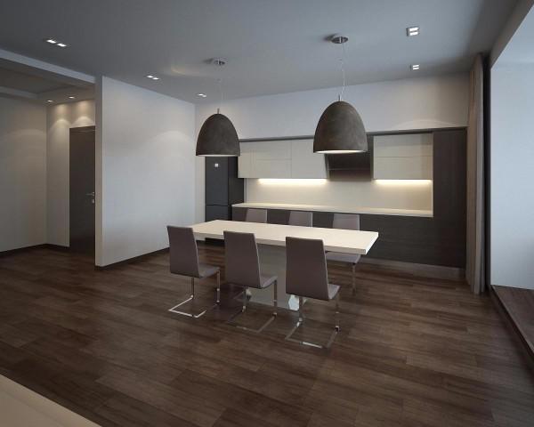 Дизайн интерьера кухни - 2