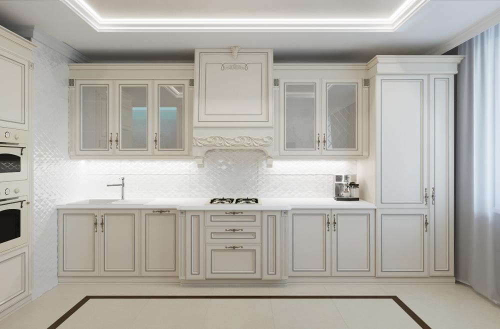 Кухня ЖК Наследие 3